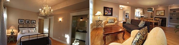 3 Bedroom Sky View Condo Chicago Vacation Rentals